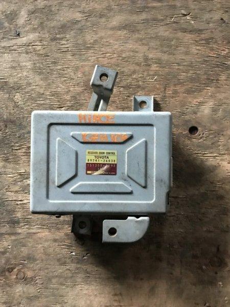 Блок управления дверьми Toyota Hiace KZH106 1KZ 1996 (б/у)