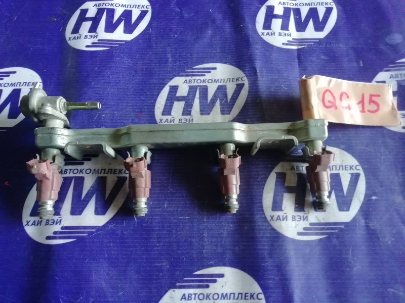 Форсунка Nissan Wingroad WFY11 QG15 2000 (б/у)