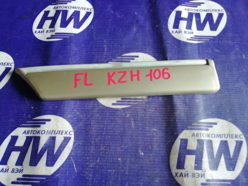 Молдинг на дверь Toyota Hiace KZH106 1KZ 1996 передний левый (б/у)