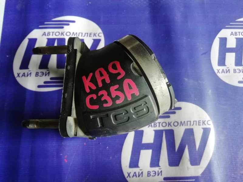 Патрубок воздушного фильтра Honda Legend KA9 C35A 1999 (б/у)