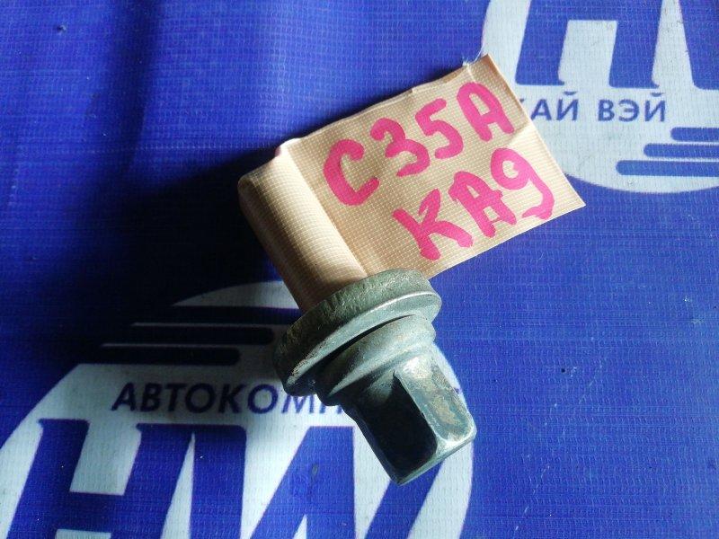 Болт шкива коленвала Honda Legend KA9 C35A 1999 (б/у)