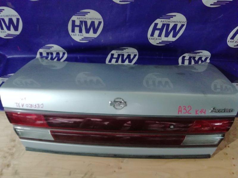 Крышка багажника Nissan Cefiro A32 VQ20 (б/у)