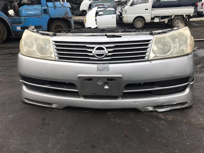 Ноускат Nissan Liberty RM12 QR20 (б/у)