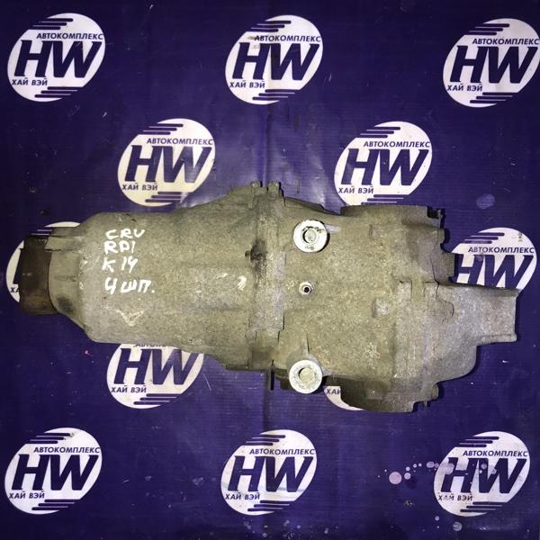 Редуктор Honda Cr-V RD1 B20B 1998 (б/у)