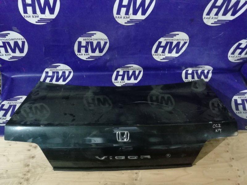 Крышка багажника Honda Vigor CC2 G25A (б/у)