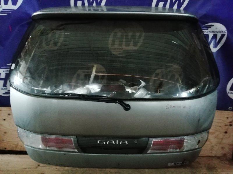 Дверь 5-я Toyota Gaia SXM10 3S 2000 (б/у)