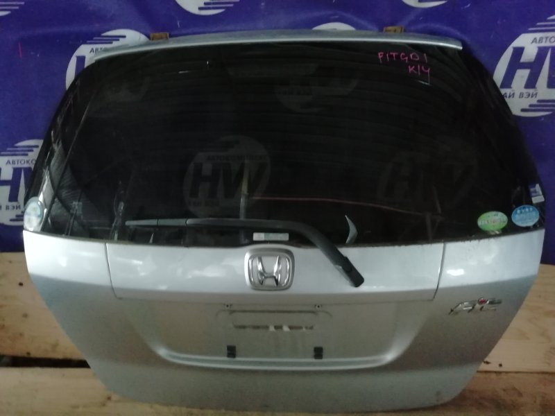 Дверь 5-я Honda Fit GD1 L13A 2001 (б/у)