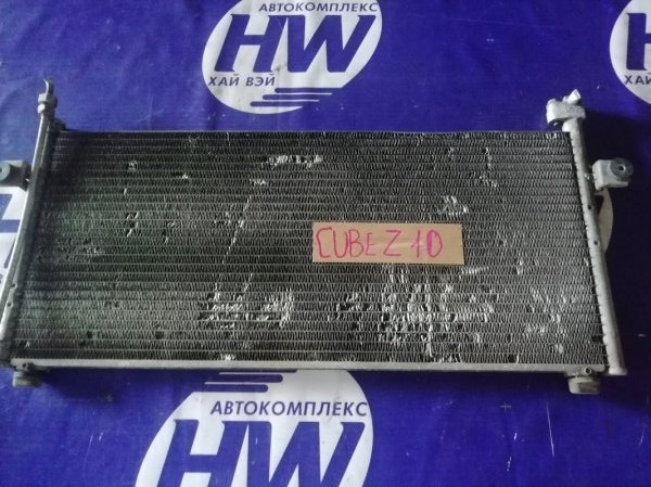 Радиатор кондиционера Nissan Cube AZ10 CGA3 (б/у)