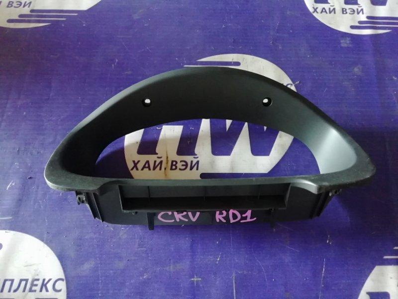 Консоли панели приборов Honda Cr-V RD1 B20B 1996 (б/у)