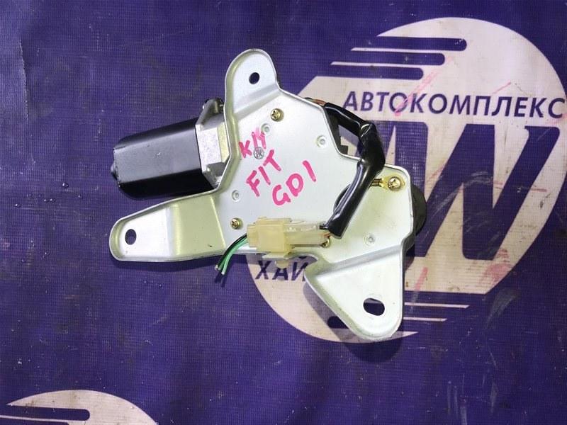 Моторчик заднего дворника Honda Fit GD1 L13A 2001 (б/у)
