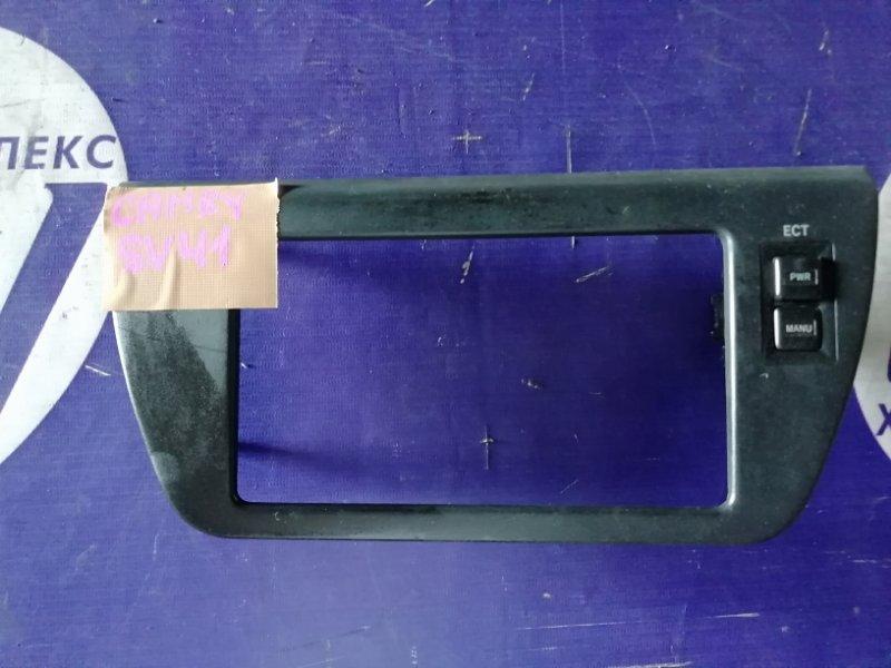 Консоль магнитофона Toyota Camry SV41 3S (б/у)