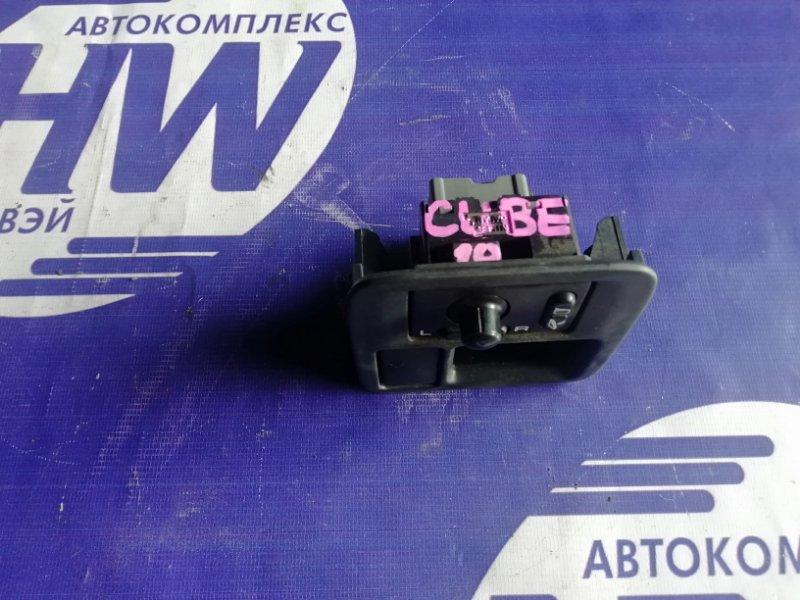 Блок управления зеркалами Nissan Cube AZ10 CGA3 2001 (б/у)