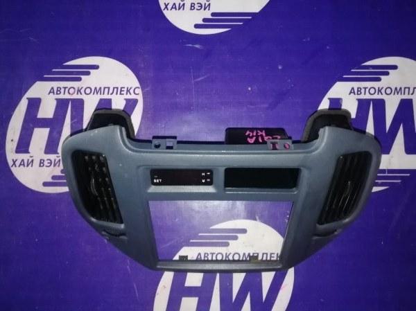 Консоль магнитофона Mitsubishi Dingo CQ1A 4G13 (б/у)