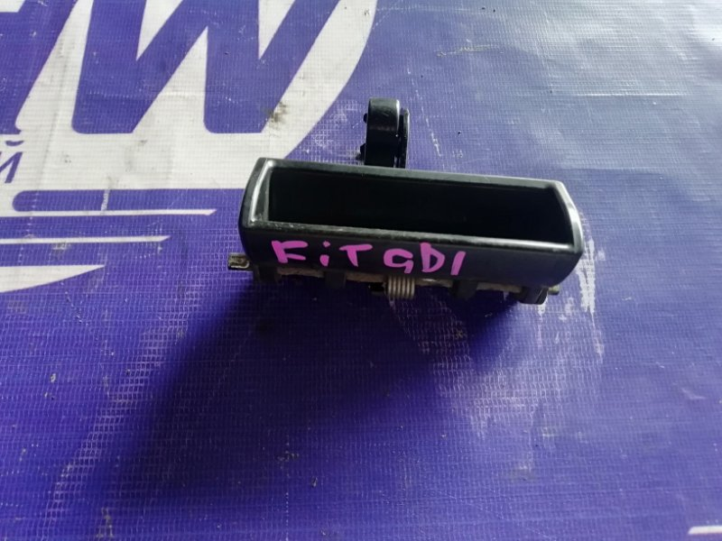 Ручка задней двери Honda Fit GD1 L13A 2001 (б/у)