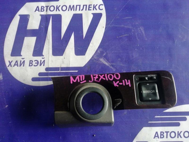 Консоль зажигания Toyota Mark Ii JZX100 1JZ 1997 (б/у)