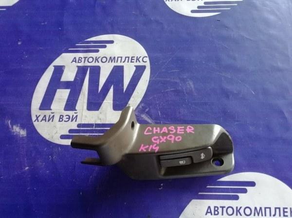 Ручка открытия багажника Toyota Chaser GX90 1G 1994 (б/у)