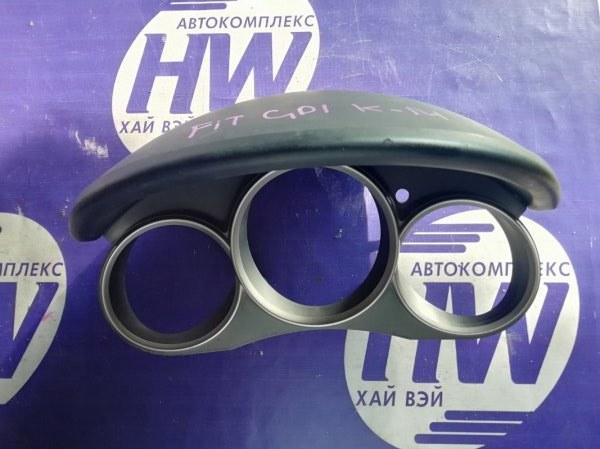 Консоли панели приборов Honda Fit GD1 L13A 2001 (б/у)