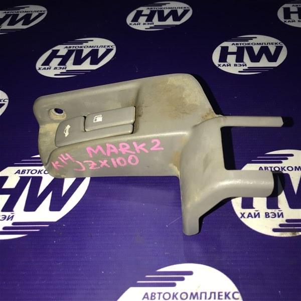 Ручка открытия багажника Toyota Mark Ii JZX100 1JZ 1997 (б/у)