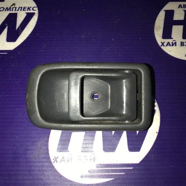 Ручка двери внутренняя Daihatsu Terios Kid J131G EF передняя правая (б/у)