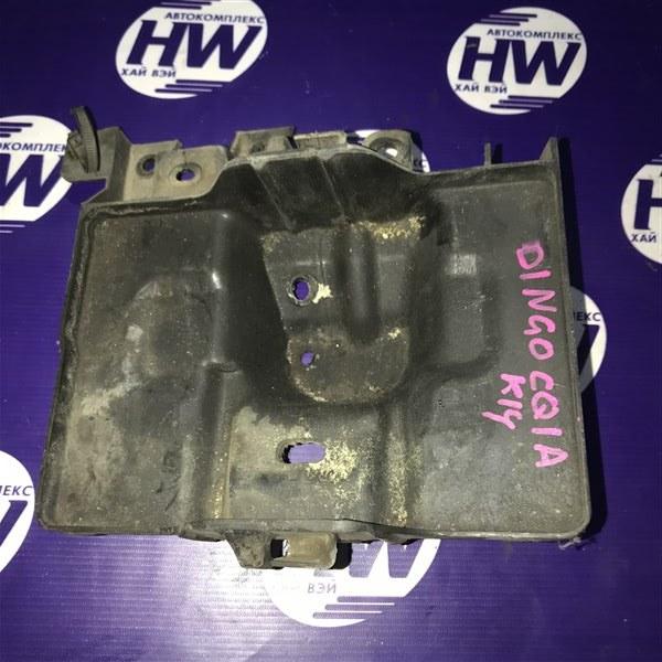 Подставка под аккумулятор Mitsubishi Dingo CQ1A 4G13 (б/у)
