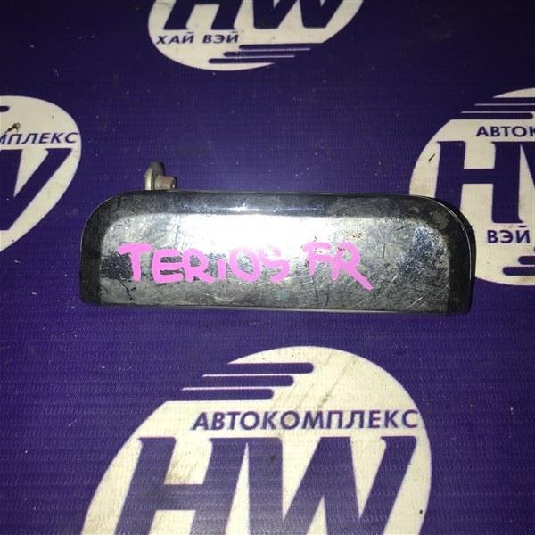 Ручка двери внешняя Daihatsu Terios Kid J131G EF передняя правая (б/у)