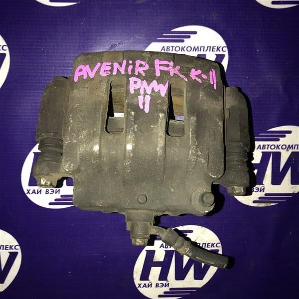 Суппорт Nissan Avenir PNW11 SR20DET 2001 передний правый (б/у)