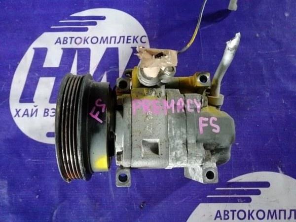 Компрессор кондиционера Mazda Premacy CPEW FS (б/у)