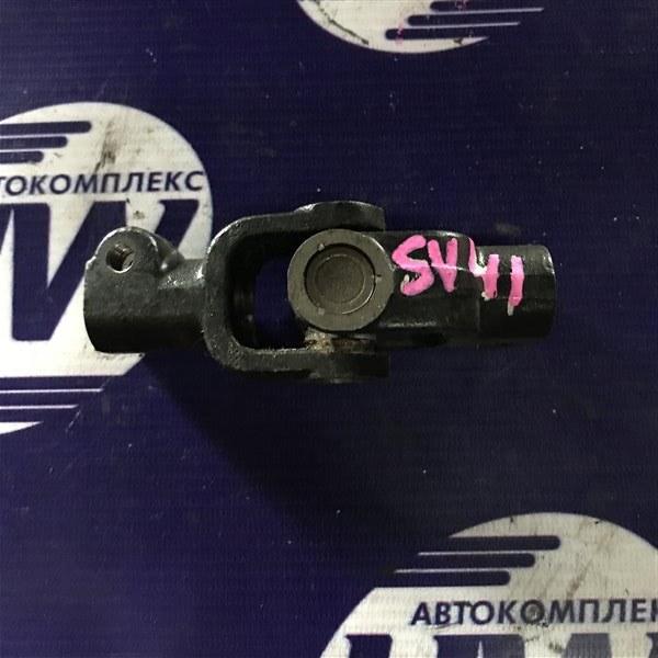 Рулевой карданчик Toyota Camry SV41 3S (б/у)