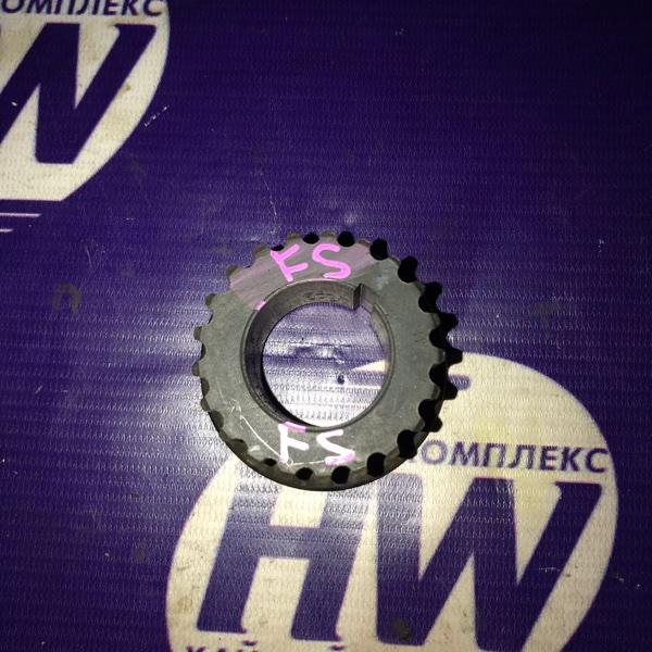 Шестерня коленвала Mazda Mpv LWEW FS (б/у)