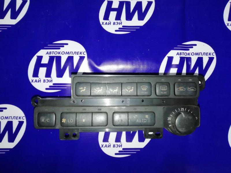 Климат-контроль Toyota Chaser GX90 1G 1994 (б/у)