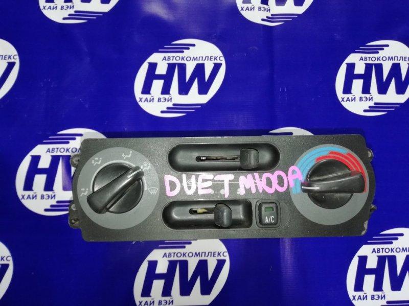 Климат-контроль Toyota Duet M100A EJ (б/у)