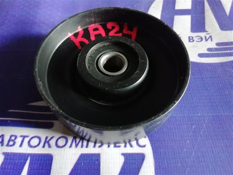 Ролик натяжной Nissan Presage U30 KA24 1999 (б/у)