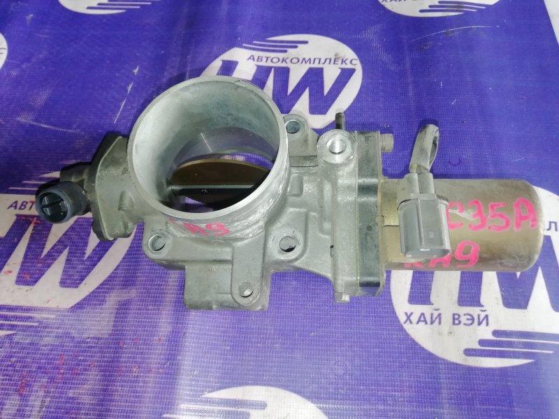 Дроcсельная заслонка Honda Legend KA9 C35A (б/у)