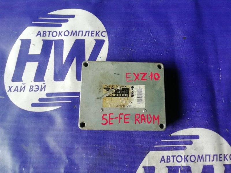 Компьютер двс Toyota Raum EXZ10 5E 1998 (б/у)