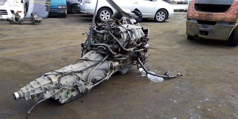 Автомат Nissan Laurel GC35 RB25DE 2000 (б/у)