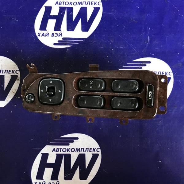 Блок упр. стеклоподъемниками Mazda Millenia TAFP KF передний правый (б/у)