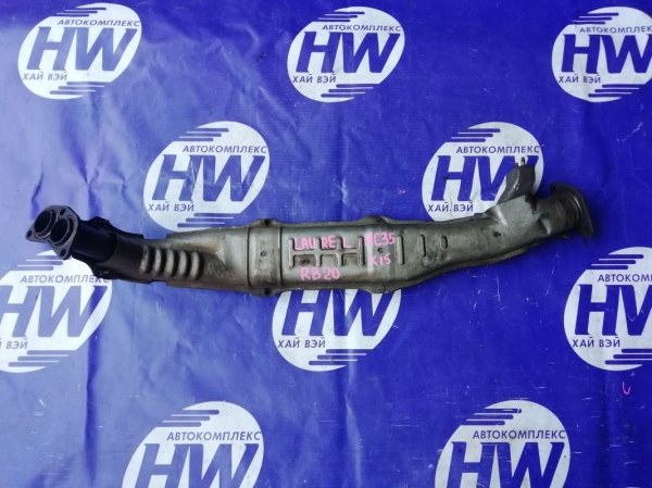 Глушитель Nissan Laurel HC35 RB20DE 2001 (б/у)