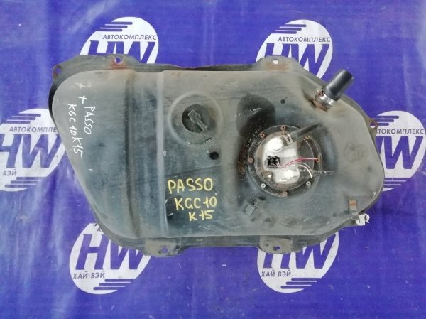 Бензобак Toyota Passo KGC10 1KR (б/у)