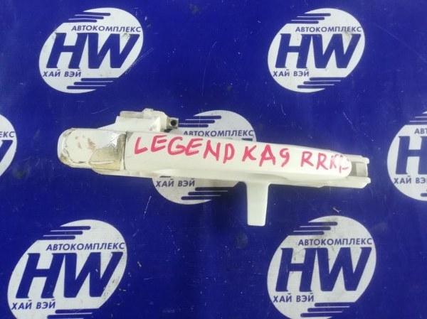 Ручка двери внешняя Honda Legend KA9 C35A 2000 задняя правая (б/у)