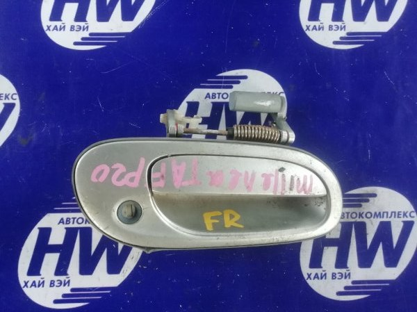 Ручка двери внешняя Mazda Millenia TAFP KF передняя правая (б/у)