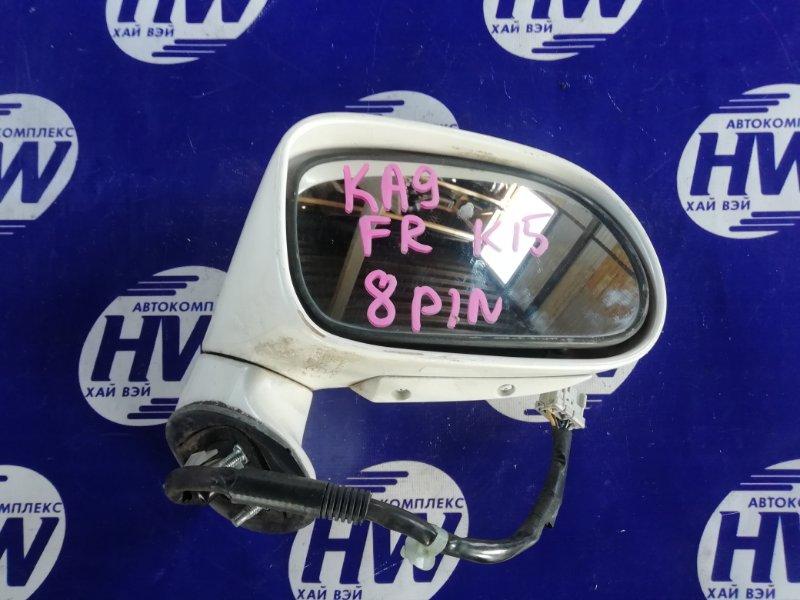 Зеркало Honda Legend KA9 C35A 2000 правое (б/у)
