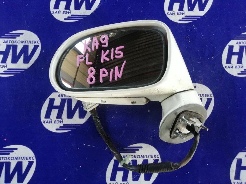 Зеркало Honda Legend KA9 C35A 2000 левое (б/у)