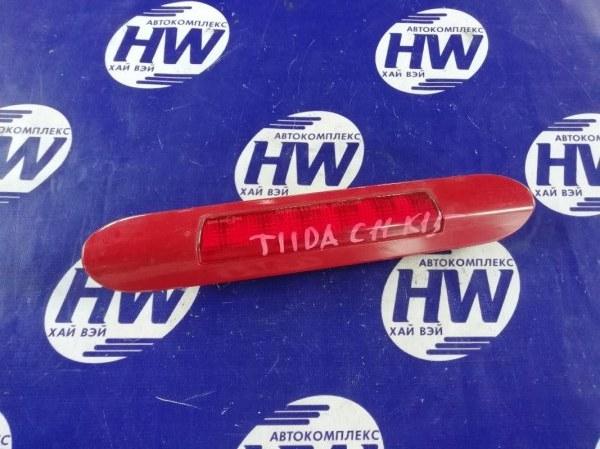 Стоп-вставка Nissan Tiida C11 HR15 (б/у)