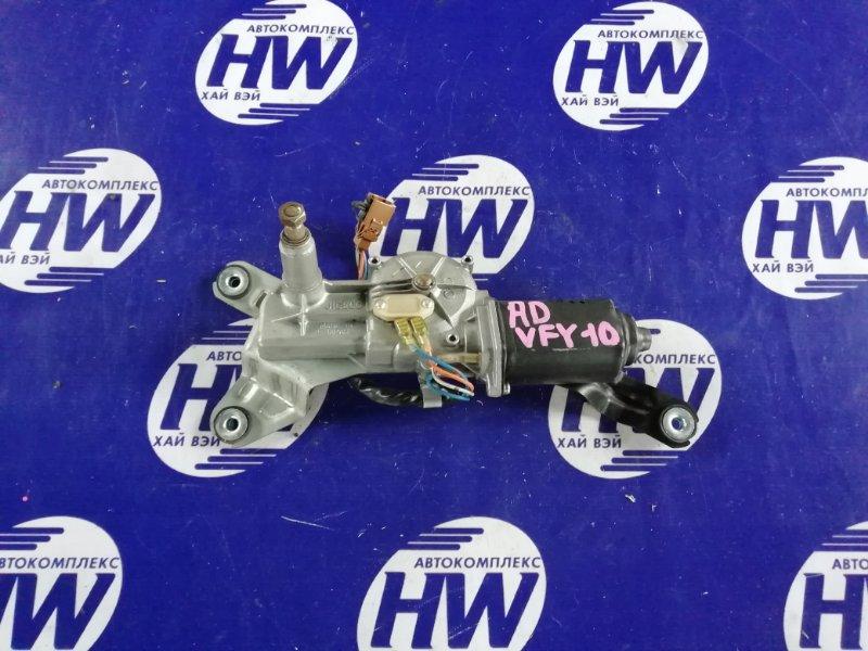 Моторчик заднего дворника Nissan Ad VFY10 GA15 (б/у)