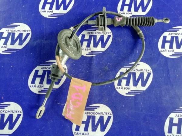 Трос переключения акпп Honda Fit GD1 L13A 2001 (б/у)