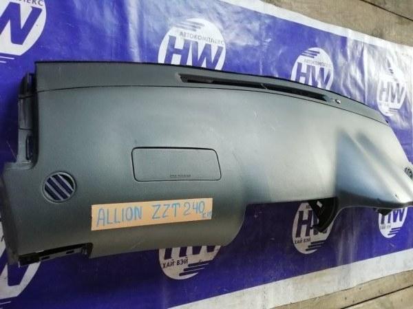 Торпедо Toyota Allion ZZT240 1ZZ (б/у)