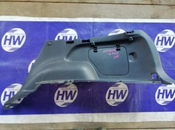 Обшивка багажника Nissan Wingroad WFY11 QG15 1999 правая (б/у)