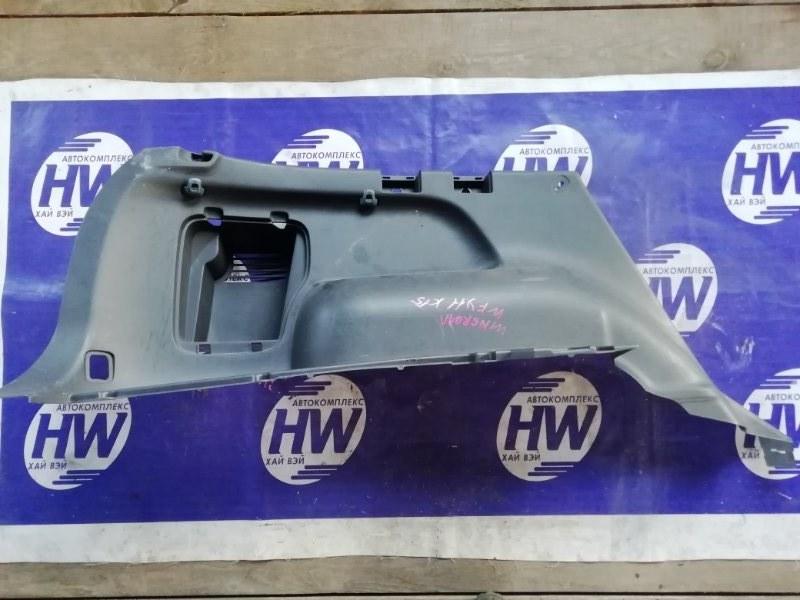 Обшивка багажника Nissan Wingroad WFY11 QG15 1999 левая (б/у)