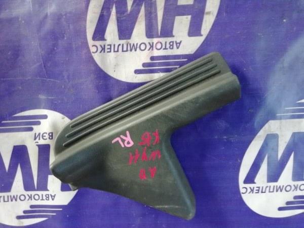 Порожек пластиковый Nissan Ad VFY11 QG15 задний левый (б/у)