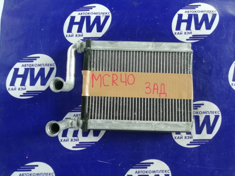 Радиатор печки Toyota Estima MCR40 1MZ задний (б/у)